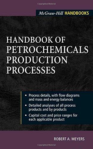 Handbook of Petrochemicals Production Processes (Mcgraw-Hill Handbooks)