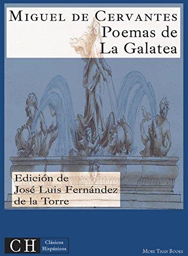 Poesías, I: Poesías de La Galatea (Clásicos Hispánicos nº 31) por Miguel de Cervantes