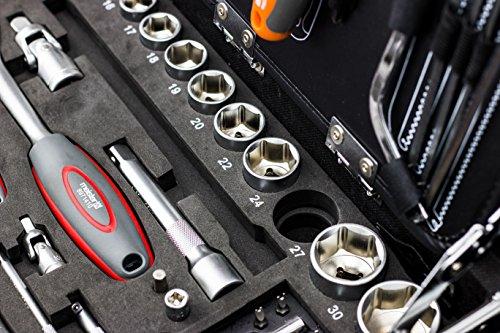 Meister Werkzeugkoffer 129-teilig - 7