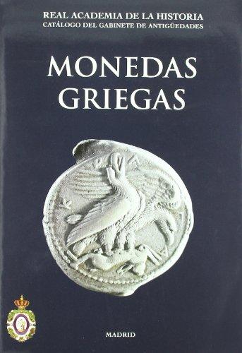 Descargar Libro Monedas Griegas. (Catálogos. II. Monedas y Medallas.) de Ana Vico Belmonte