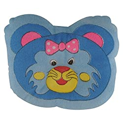 Aarushi Just Born Baby Pillows U Shape for Infant Soft Sleep Pillows (Colours May Vary)
