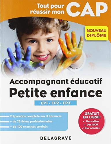 Tout pour Réussir CAP petite enfance. Accompagnant Educatif Petite Enfance (AEPE)