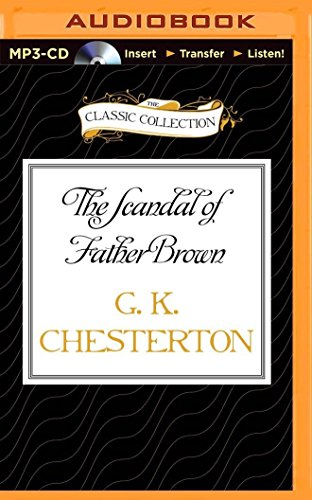 Brown Mp3 (The Scandal of Father Brown (The Classic Collection))