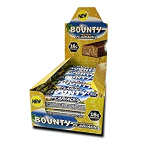 51Q7nh5tzGL. SS300 Mars Protein Bounty Protein Flapjack - 1060 Gr
