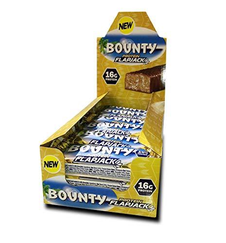 flapjack riegel Bounty Hi-Protein Flapjack - 18 Riegel x 60g Box