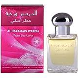 "Original Imported Al Haramain ""Wardia"" Concentrated Perfume Oil, 15 ml Attar"