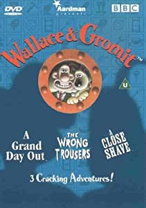 Wallace Amp Gromit A Grand Day Out The Wrong Trousers