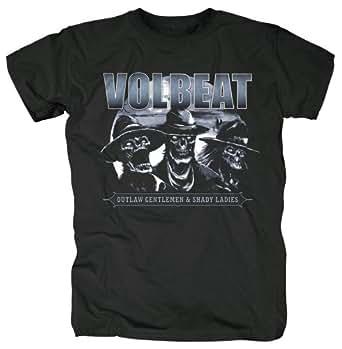VOLBEAT - After Dark - T-Shirt Größe S (limited Edition)