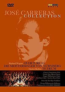 Jose Carreras And Claudio Abbado - Frankfurt Concert 1992 [jewel_box]