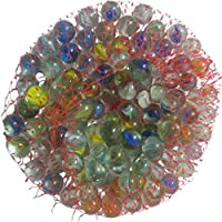 Beautiful marbles glass shooter assorted game. * material: glass * colour: multi -colour * size: 15 mm(Approx.) * * glass marbles decorative aquarium marbles are the perfect addition to your aquarium made of 100% glass, these translucent stones will ...