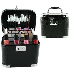Gloss! - GL00227 N - Mallette de Maquillage - 48 Pièces de Cosmétiques