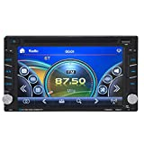 Best Double-din Car Stereos - 6.2 inch Double 2 Din Car Stereo HD Review