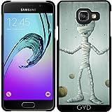 Coque pour Samsung Galaxy A3 2016 (SM-A310) - Momie by GiordanoAita