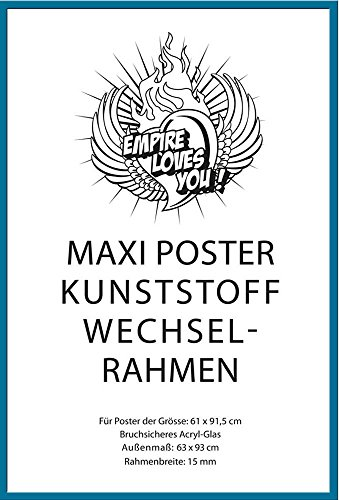 Empire Merchandising 675002 Marcos Empire Maxi-póster