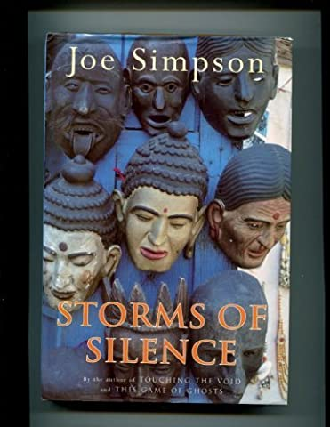 The Cape Joe Hill - Storms of Silence by Joe Simpson