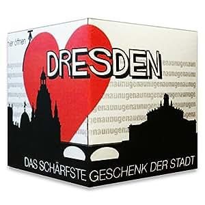 I Love Dresden – Das schärfste Geschenk der Stadt! Ein tolles Souvenir und ein witziges Präsent!