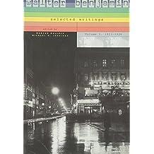 Walter Benjamin: 1913-1926 v. 1: Selected Writings