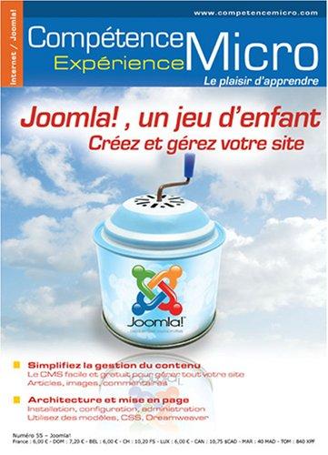Joomla, un jeu d'enfant par Johann-Christian Hanke