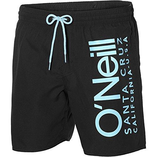 O'Neill Herren Cali Shorts Bademode Badeshorts, Black Out, L (Herren Boardshorts Bademode)