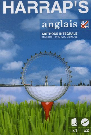 Harrap's anglais : Mthode intgrale (2CD audio)