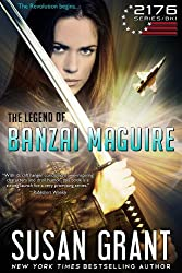 The Legend of Banzai Maguire (2176 Series)