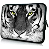 """15""""- 15.6"""" inch Tablet Laptop Notebook MacBook Sleeve Case Bag Pouch Protective Skin Cover by Funky Planet Bags/Cases"""
