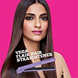 Vega Flair VHSH-01 Hair Straightener (Colors May Vary)