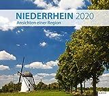 Niederrhein 2020: Ansichten einer Region. Kalender 2020 - Hans Blossey, Stefan Ziese