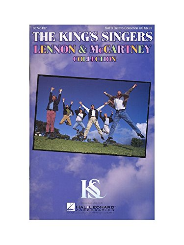The King's Singers: Lennon And McCartney Collection. Partitions pour SATB