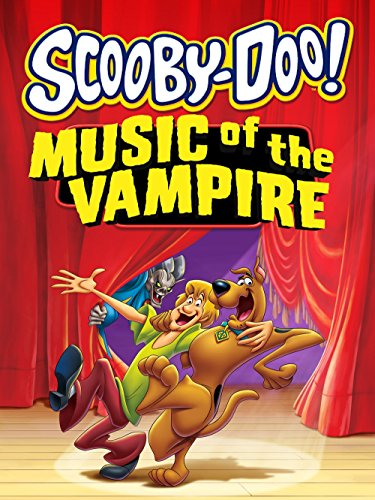 Scooby-Doo! Music of the Vampire Cover