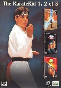 Coffret Karate Kid 3 DVD : Karate Kid 1, 2 et 3 [Import belge]