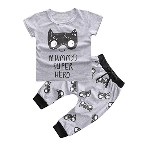 internet-baby-infant-boys-girls-outfit-printed-t-shirt-tops-pants-clothes-0-24-months-6-12months-gre