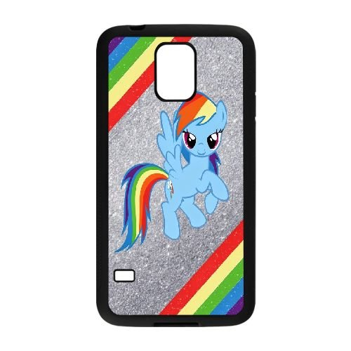 51Q80vaoiZL Custom My Little Pony 1 Phone Case, DIY My Little Pony 1 Case for Samsung Galaxy S5 I9600 UK best buy Review