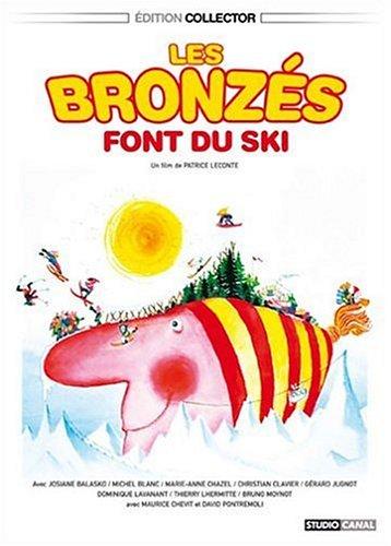 Sonne, Sex und Schneegestöber / Les Bronzés font du ski [FR Import]