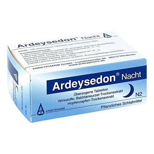 Ardeysedon Nacht überzogene Tabletten 100 stk