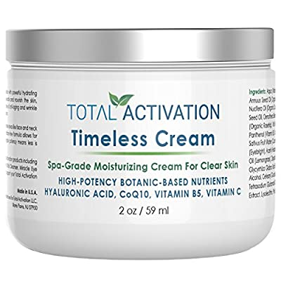 Anti Wrinkle Face Cream Eye Cream and Hand Cream Rapid Blackhead Remover Day Night Moisturizer for Women All Day Face Mask for Dry/Oily/Sensitive Skin compare with Hyaluronic Acid Serum 2 oz