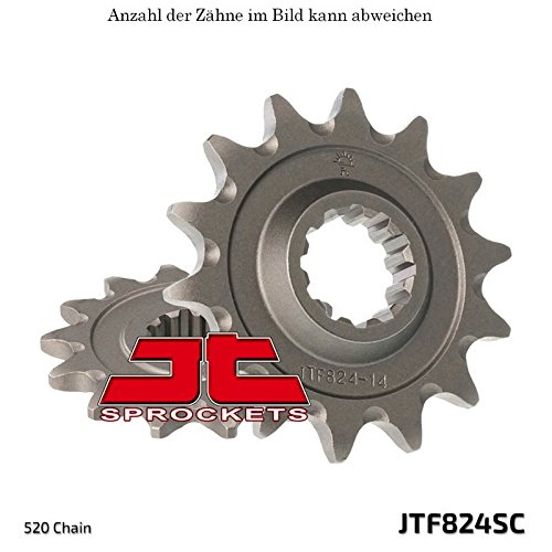 Preisvergleich Produktbild jt Sprockets Ritzel 14 Zähne TE 570 2001-2003 JTF824.14SC