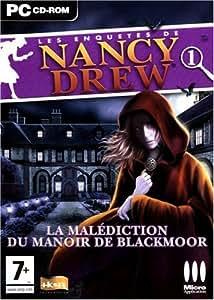 Les Enquêtes de Nancy Drew : La Malédiction du Manoir de Blackmoor
