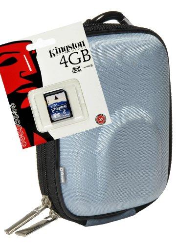 Progallio Sparset -Design YOUR BOX Hardcase hellblau Tasche im Set mi...
