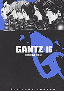 Gantz Edition simple Tome 16