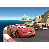 AG Design FTD 1924 foto immagine wallpaper per parete fotomurali Disney Cars