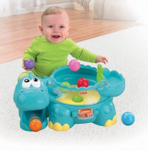 Imagen 7 de Fisher-price Go Baby Go Poppity Pop Musical Dino