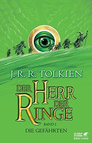 Buchcover Der Herr der Ringe - Die Gefährten: Neuüberarbeitung und Aktualisierung der Übersetzung von Wolfgang Krege