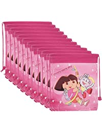 Gifts Collection 12 Pcs Dora Dori Bag Haversack Gift Bags For Birthday Return