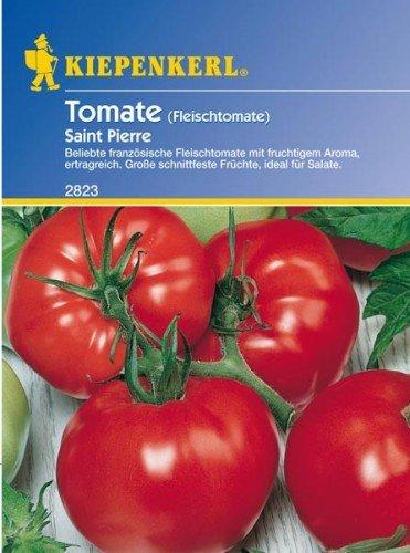 Sperli Gemüsesamen Tomaten (Fleisch) Saint Pierre, grün