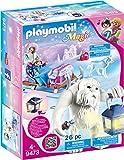 Playmobil 9473 Spielzeug - Schneetroll mit Schlitten Unisex-Kinder
