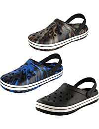 Earton Men Combo Pack of 3 Sandals & Floaters