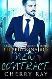 The Billionaire's New Contract: A BWWM Billionaire Single Father Romance