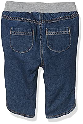 s.Oliver Baby Girls' Mit Jerseyfutter Jeans