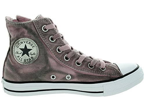 Converse All Star Dual Zip Hi Femme Baskets Mode Rose Pink Freeze